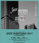 JAZZ AUDITORIA 2017 in WATERRAS