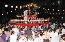 第41回 日本テレビ通り振興会 納涼盆踊り大会