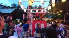 納涼盆踊り大会 (東京大神宮)