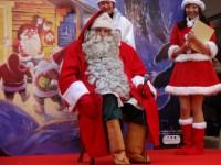 第12回「クリスマスイベント」フィンランドからサンタクロースがやってくる!