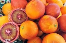 """丸の内行幸マルシェ (毎週金曜開催)『8日のお薦め《国産のブラッドオレンジ """"モロ""""》』"""