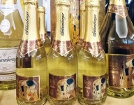 丸の内行幸マルシェ (毎週金曜開催)『15日のお薦め《世紀の巨匠クリムトの名画をラベルにしたオーストリアワイン「キュベ・クリムト」》』